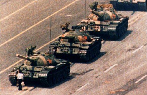 Confrontazione Tienanmen