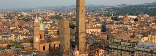 Bologna e le due torri