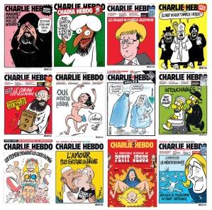 La poesia di Charlie Hebdo