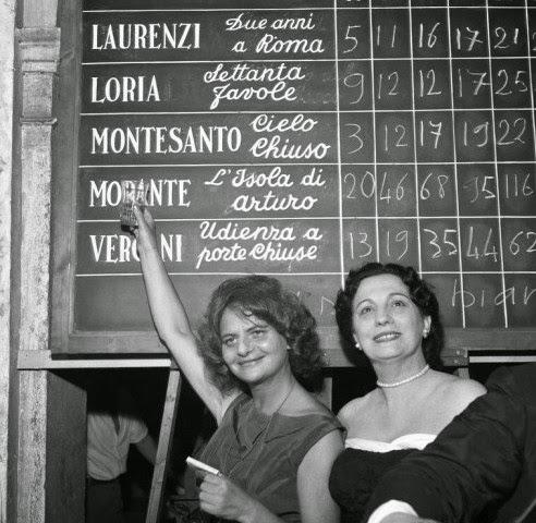L'Isola di Arturo - Elsa Morante - Premio Strega + Bellonci