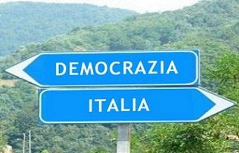 Democrazia Italia-astenionismo unica risposta politica possibile
