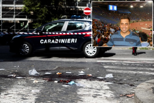 Carabiniere ucciso con 8 coltellate a Roma, era in servizio